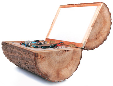 29 Amazing Woodworking Projects With Logs